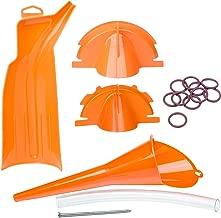 Kit King – All in One Harley Davidson Oil Change Aftermarket Kit – 10PCS 11105 Oil Drain Plug O-Rings, 2 Fill Funnels, 1 Oil Filter Drain Funnel 63797-10, 62700015 62700239 62700199 63794-10