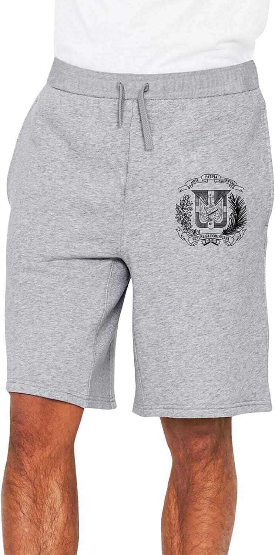 HUSK JIAFJ Coat of Arms Dominican The quality assurance Republic Department store Sweatpan Men's
