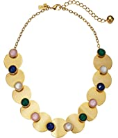 Kate Spade New York - Sunshine Stones Crew Necklace