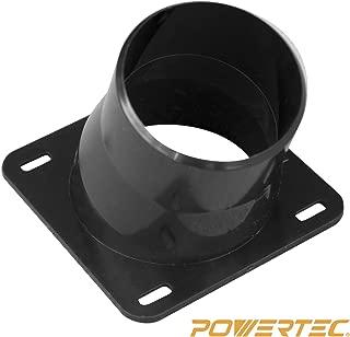 POWERTEC 70124 Universal Dust Port, 2 1/2
