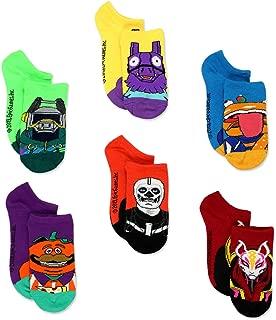 Mens Athletic Low Cut Ankle Sock Orange Tiger Art Head Short Outdoor Sock