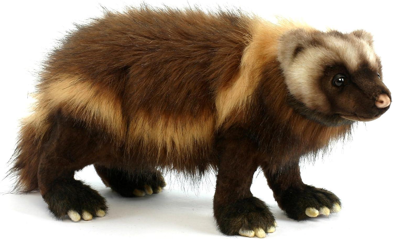 Peluche Wolverine Par Hansa. 5214 50 cm.