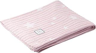 東京西川 さらふわ タオルケット ピンク シングル 洗うたび肌になじむ 綿100% ボリューム ルミディ RR09601002P