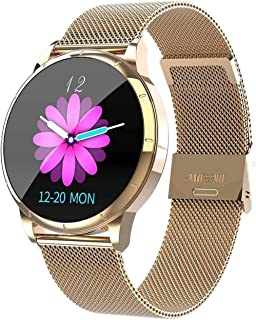 hwbq Smart Horloge 1,22-inch High-Definition Touch Color Screen Oproep Informatie Herinnering Slaap Monitoring Fitness Tra...