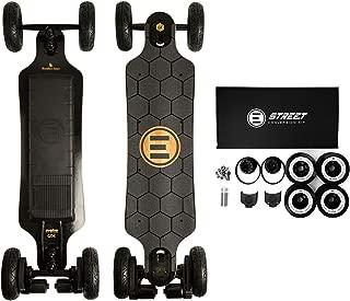 Evolve Skateboards – Bamboo GTX Street Electric Skateboard (26 MPH Top Speed / 31 Mile Range)