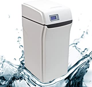 Naturewater Equipo descalcificador agua automático 3000 l/h intercambiador iónico Tratamiento agua