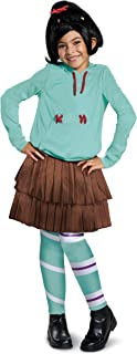 Wreck It Ralph 2 Deluxe Vanellope Girls Costume Large