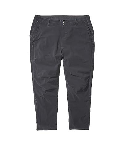 Marmot Plus Size Kodachrome Pants (Dark Steel) Women