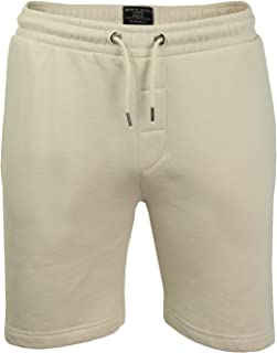 Generic Mens Summer Plain Straight Fit Stretch Solid Flat Front Shorts