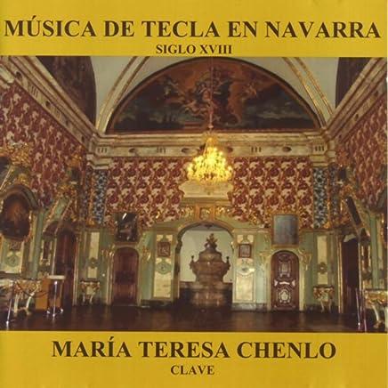 Sebastián Albero, Girolamo Sertori, Joseph Ferrer & Anonymous: Música de Tecla en Navarra