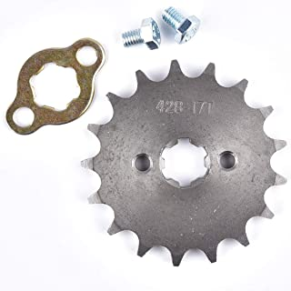 Outlaw Racing OR135548S Rear Sprocket Steel 48T Honda Trx125 Trx90 Trx90X Atv