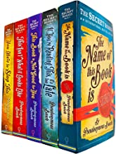 The Secret Series Complete 5 Books Collection Set by Pseudonymous Bosch (Name of This Book is Secret, If You're Reading Th...