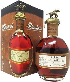 """Buffalo Trace - Blanton""""s Straight From The Barrel - Whisky"""