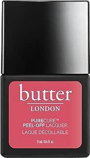 butter LONDON Purecure Peel-Off Gel