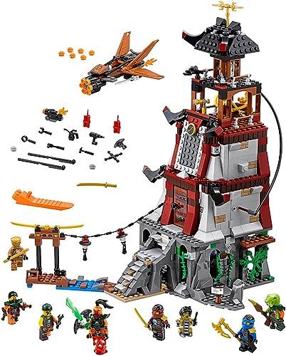 Vuelta de 10 dias LEGO Ninjago 70594 The Lighthouse Siege Building Kit (767 (767 (767 Piece) by LEGO  en stock