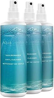Aqua Sense Vinyl Cleaner – 3 x 250 ml adecuado para todas las camas de agua núcleo de agua colchón de agua