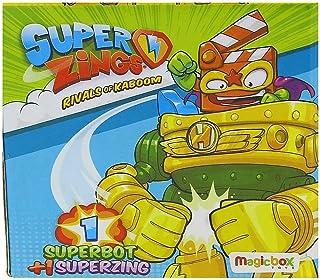 superzings- Superbots, (China MBXPSZ3D068IN00)