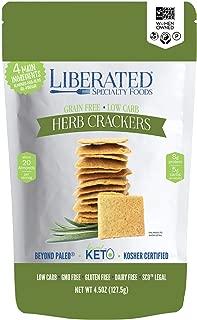 Best dairy free gluten free crackers Reviews