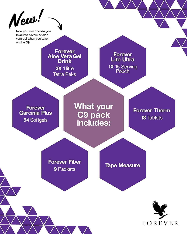 forever living clean 9 detox pack diagnosi papilloma virus nell uomo