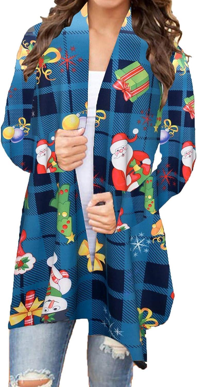 Sweaters for Women,Wamajoly Women's Winter Long Sleeve Soft Chunky Knit Sweater Open Front Fall Cardigan