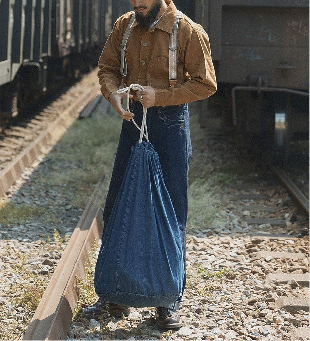 1920s Men's Outfit Inspiration – Costume Ideas Roaring Twenties VTGDR Bronson California Gold Rush Jumper Mens Workwear Shirts  AT vintagedancer.com