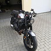 Highsider Pecos Typ 7 Motorrad 5 3 4 Zoll Led Scheinwerfer Mit Slr E Geprüft Auto