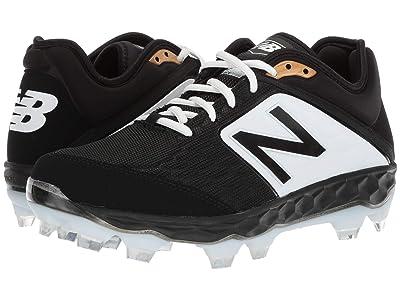 New Balance PL3000v4 (Black/White) Men