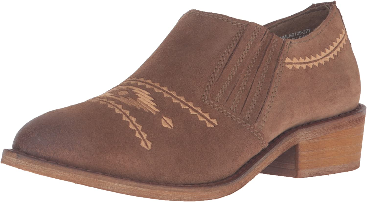 Naughty Monkey Womens Agnes Ankle Bootie