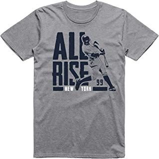 INKtastictees New York Baseball Fans All Rise for The Judge Classic T-Shirt