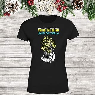 Third Eye Blind Jimmy EAT World Tour 2019 1 Women's Tee|Shirt