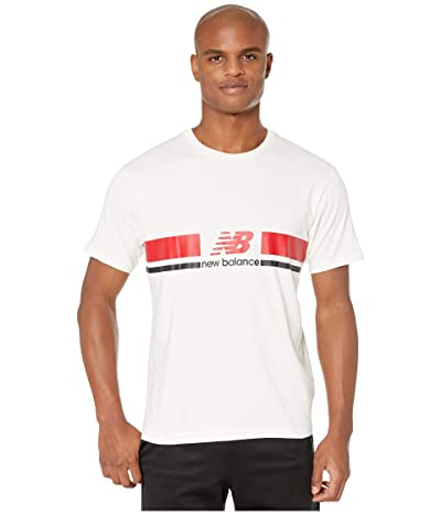 New Balance Athletics Stadium Tee (Sea Salt) Men