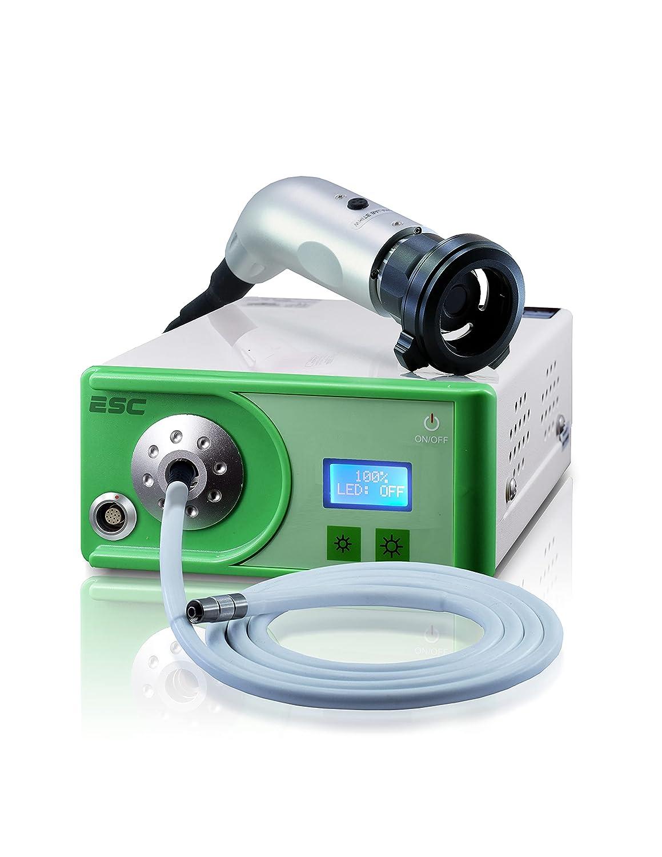 Denver Mall ESC Max 66% OFF Medicams Endoscopy Camera Cold Light ENT LED Source Rigid