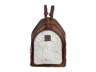 STS Ranchwear Cowhide Baroness Backpack