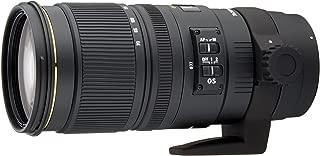 Sigma 589101-cr 70-200mm f/2.8 APO EX DG HSM OS FLD Large Aperture Telephoto Zoom Lens for Canon Digital DSLR Camera (Renewed), Black
