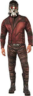 Rubie's Adult 700748 Marvel: Avengers Endgame Deluxe Star-Lord Costume and Mask, Color As Shown