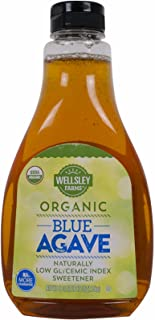 Wellsley Farms Organic Blue Agave, 44 oz. (pack of 2)