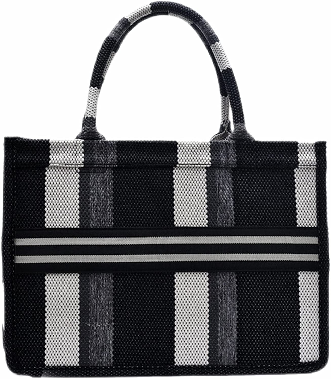 Totema Denver Mall Fashion Women Cheap bargain Canvas Shoulder Bag Big Handbag Tote For Wo
