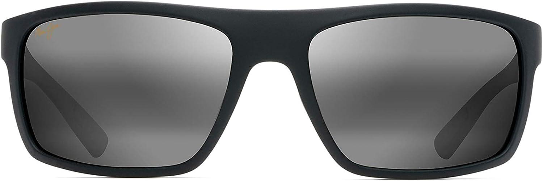 Maui Jim Byron Bay W/Patented Polarizedplus2 Lenses Wrap Sunglasses