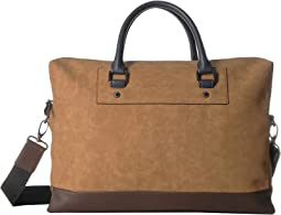 Pitza PU Nubuck Document Bag