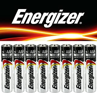 Energizer AAA Alkaline Battery Batteries 48x Pack 10 Years Expiry Duracell