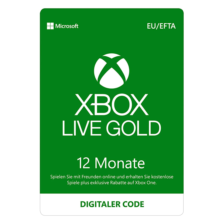 Gold 2018 deutsch xbox live code kostenlos Free Xbox