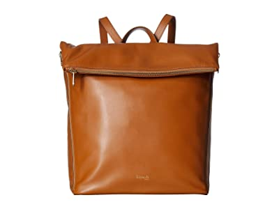 Lipault Paris Rendez-Vous Backpack Medium (Caramel) Backpack Bags