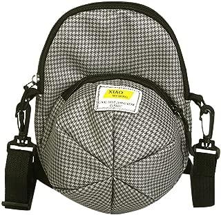 Everpert Creative Canvas Hat Shape Women Handbags Shoulder Messenger Bags