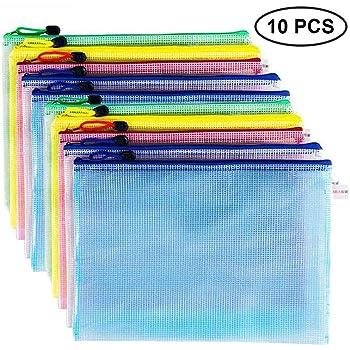 """Lot of ZIPPER GRAB BAG Mixed Assortment of Colors//Sizes ~ 11/"""" 27/"""""""