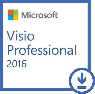 Microsoft Visio Professional 2016   PC Download