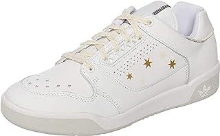 adidas Womens Slamcourt Casual Sneakers, White