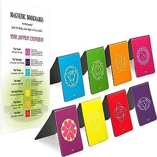 Set di 4 segnalibri magnetici Badges and Patches
