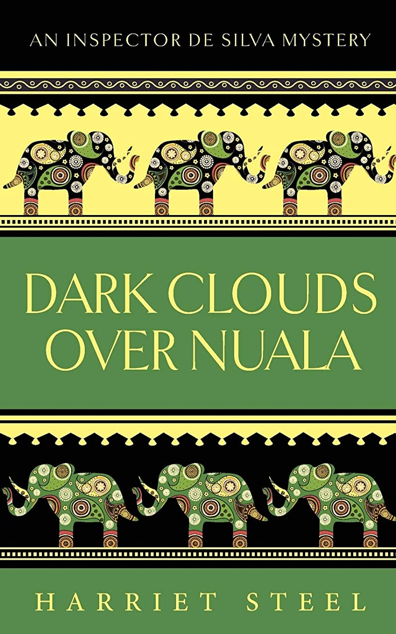 犯人精神台風Dark Clouds over Nuala (The Inspector de Silva Mysteries)