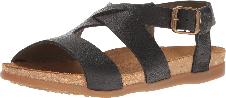 El Naturalista Women's Zumaia Nf46 Flat Sandal