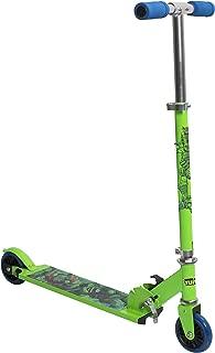 PlayWheels Teenage Mutant Ninja Turtles 2-Wheel Folding Scooter